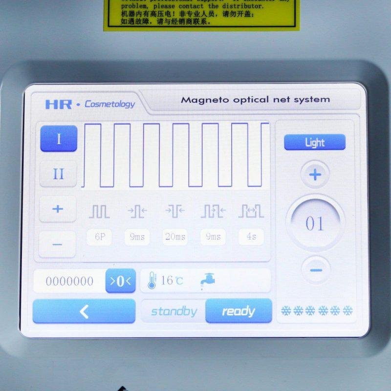 دستگاه لیزر اچ اس آر 4 هندپیس کندلا